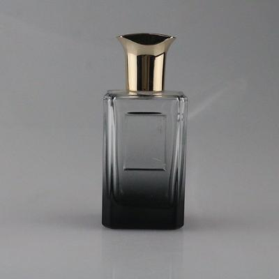 Easy taking small parfum glass bottle with big fans